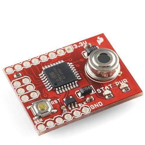 Evaluation Board for MLX90614 IR Thermometer (SEN-10740) - Infra Red