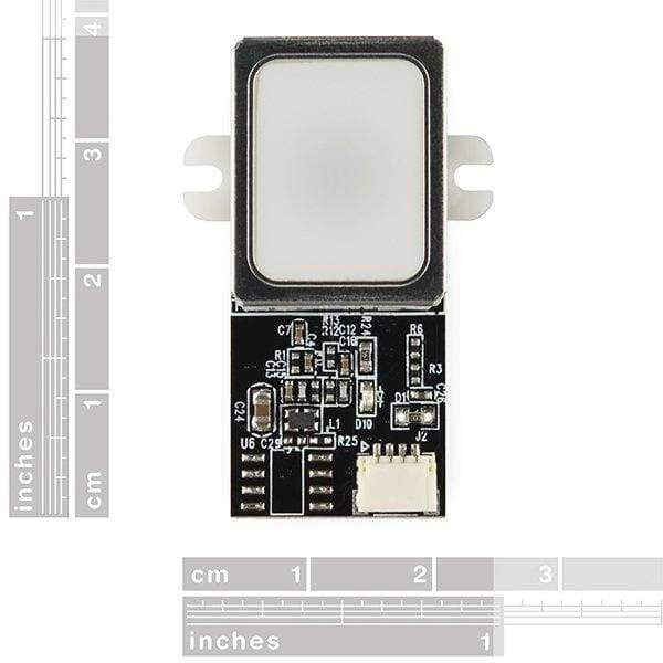Fingerprint Scanner - 5V TTL (GT-511C1R) - Biometric