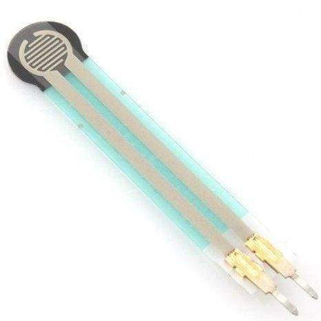 Force Sensitive Resistor - Small - Temperature And Pressure