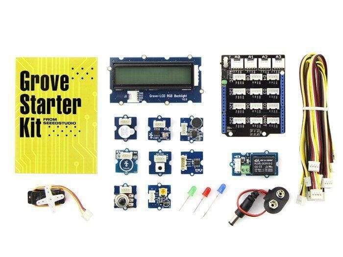 Genuino Uno R3 Grove Starter Kit - Kits
