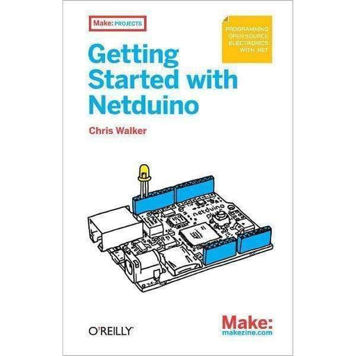 Getting Started with Netduino - Books