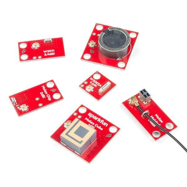 GNSS Chip Antenna Evaluation Board (GPS-15247) - GPS