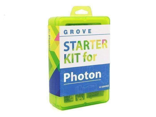 Grove Bundle Starter Kit For Photon + Photon Wifi Development Board - Electron