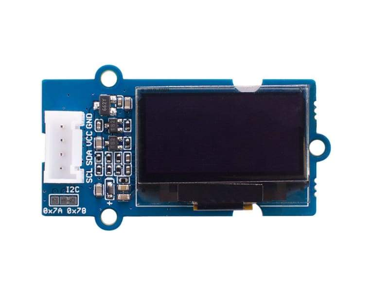 Grove - OLED Display 0.96 (SSD1315) - Grove