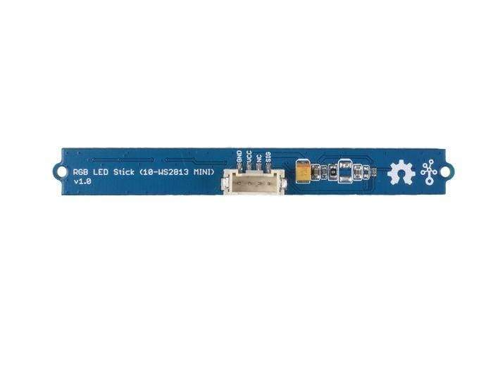 Grove - Rgb Led Stick (10 - Ws2813 Mini) - Grove