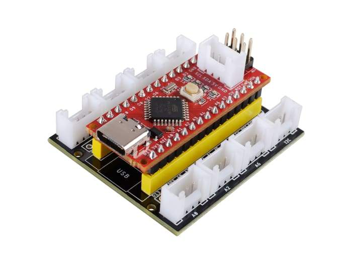 Grove Shield for Arduino Nano - Grove