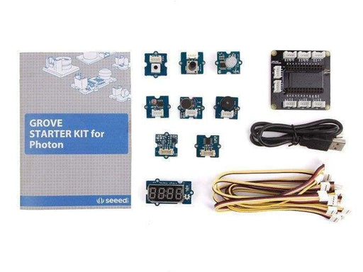 Grove Starter Kit For Photon - Electron