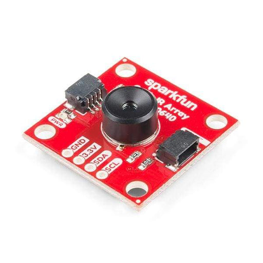 Ir Array Breakout - 110 Degree Fov Mlx90640 (Qwiic) - Infra Red