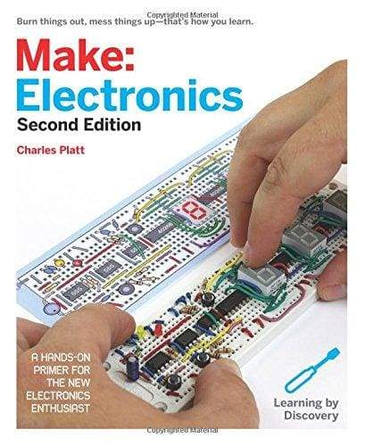 Make - Electronics Learning By Discovery (2Nd Edition) - Books