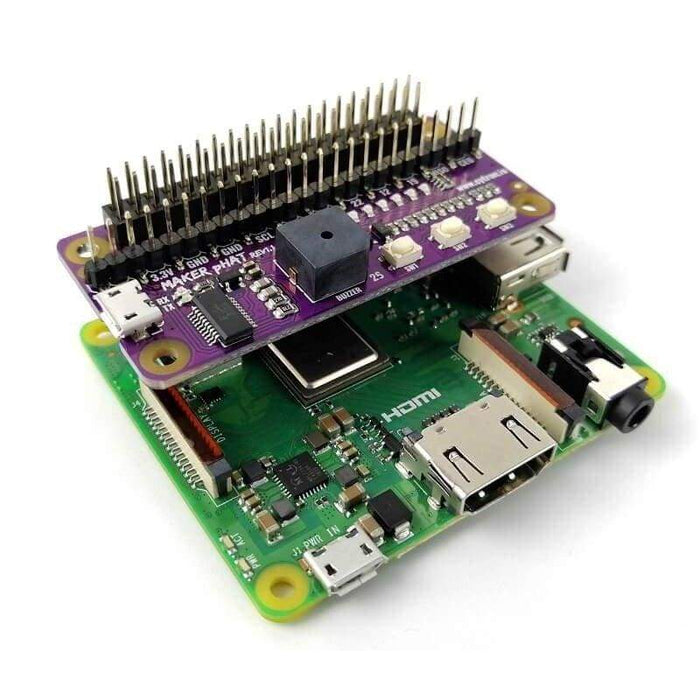 Maker pHAT - Raspberry Pi