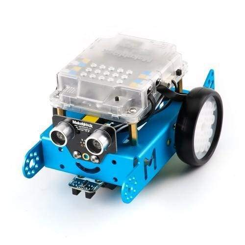Mbot - Blue - Scratch Programmable Robot (2.4G Version) - Kits