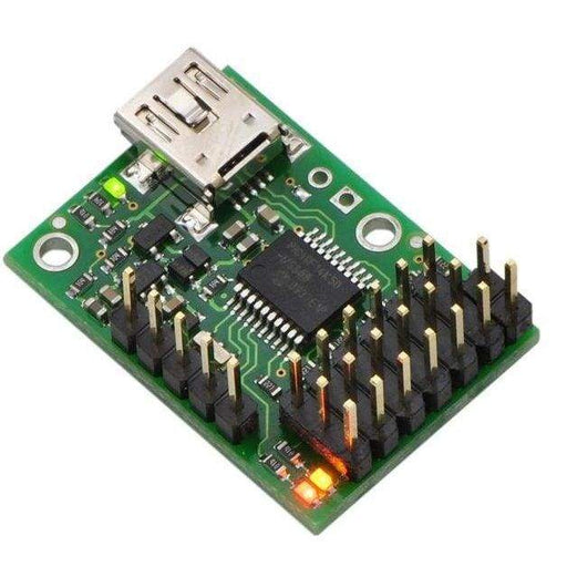 Micro Maestro 6-Channel Usb Servo Controller - Motion Controllers