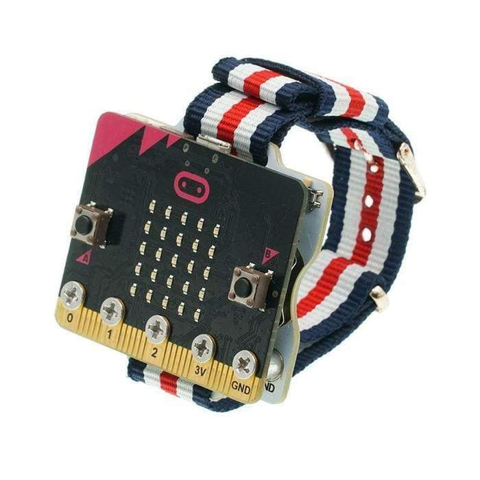 Micro:Bit Watch Kit - Micro:bit