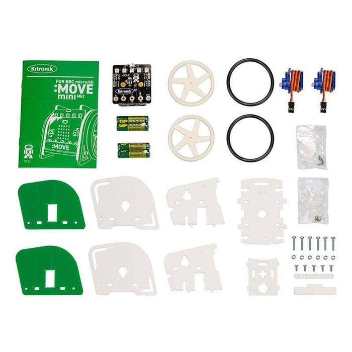 :MOVE mini MK2 buggy kit (excluding micro:bit) - Other