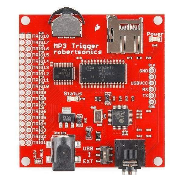 Mp3 Trigger V2 (Wig-13720) - Audio