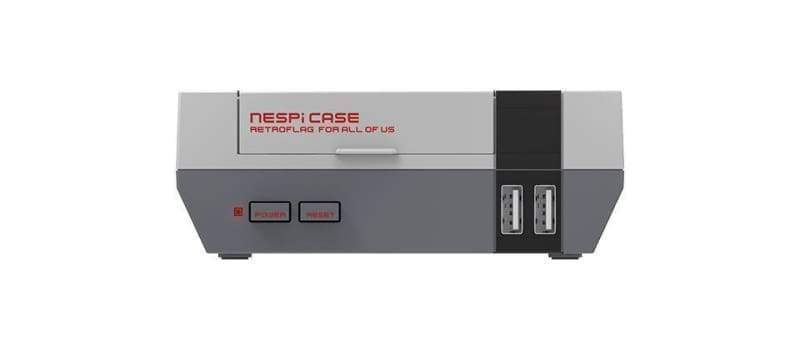 Nespi Case For Raspberry Pi 3 2 And B+ - Raspberry Pi Enclosures