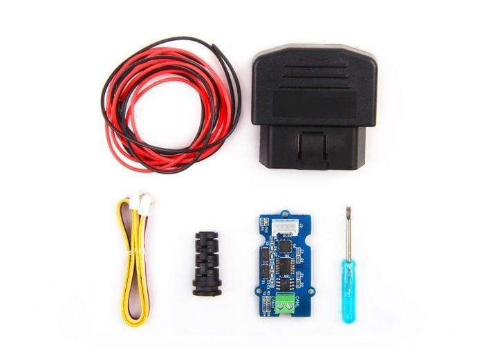 OBD-II CAN-BUS Development Kit - Accessories