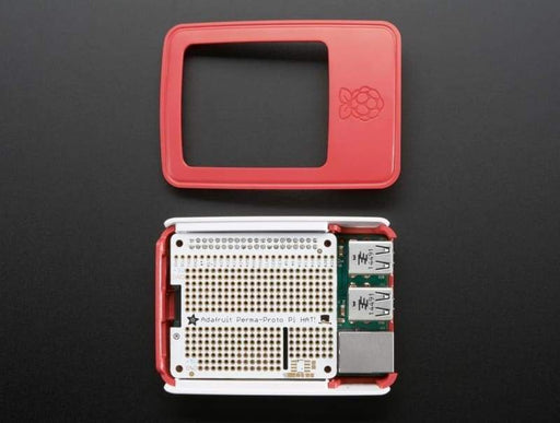 Official Case for Raspberry Pi 2 and Model B+ by Pi Foundation - Boxes