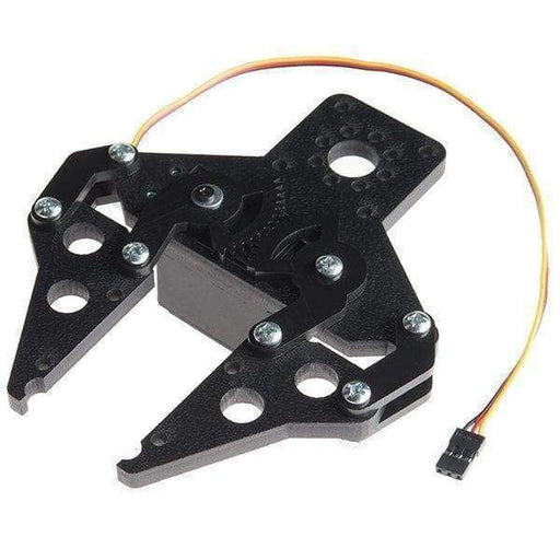 Parallel Gripper Kit A - Channel Mount (Rob-13178) - Hardware