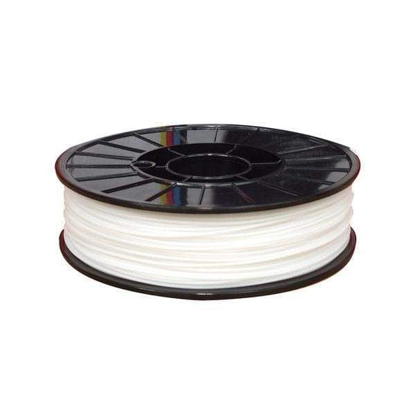 Pla Biodegradable Plastic Filament For Up 3D Printers - 500G - Natural White - 3D Printing
