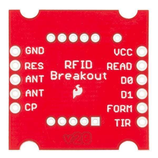 Rfid Reader Breakout (Sen-13030) - Writers