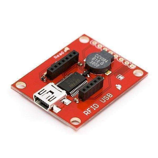 Rfid Usb Reader (Sen-09963) - Prototyping