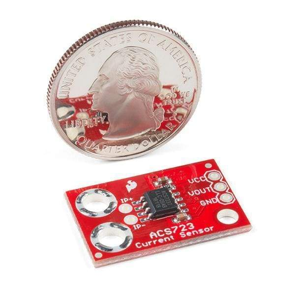 Sparkfun Current Sensor Breakout - Acs723 (Sen-13679) - Current