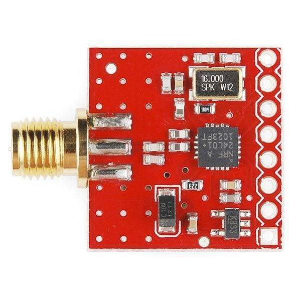 Transceiver Nrf24L01+ Module With Rp-Sma (Wrl-00705) - Other
