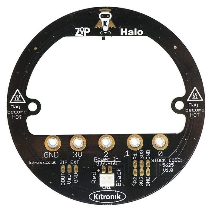 Zip Halo For The Bbc Micro:bit - Other