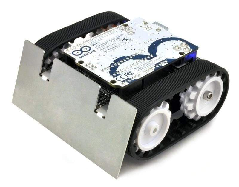 Zumo Robot For Arduino V1.2 (Assembled With 75:1 Hp Motors) - Shields