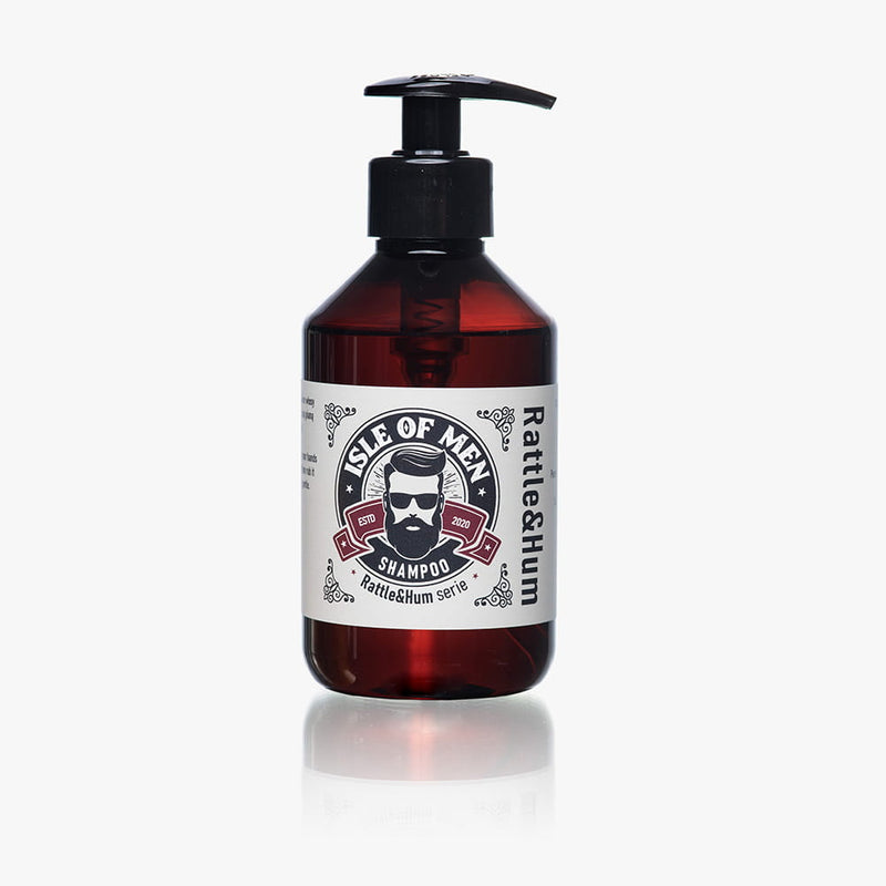 Hair Shampoo - Rattle&Hum 8.4 fl. oz / 250 ml