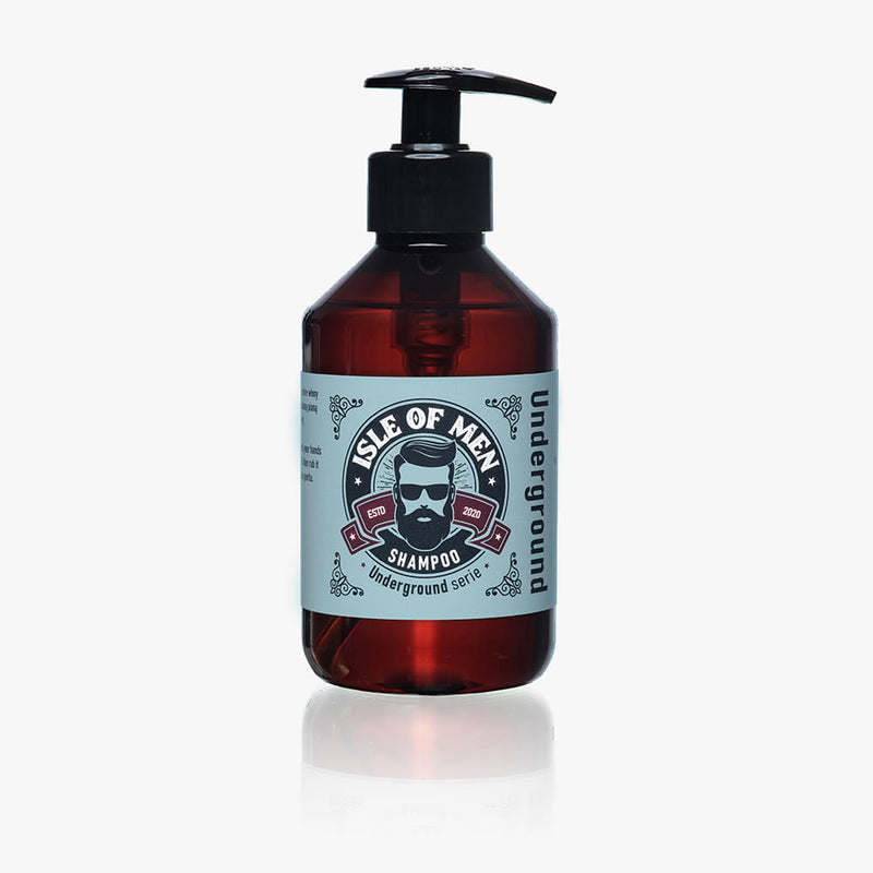 Hair Shampoo - Underground 8.4 fl. oz / 250 ml