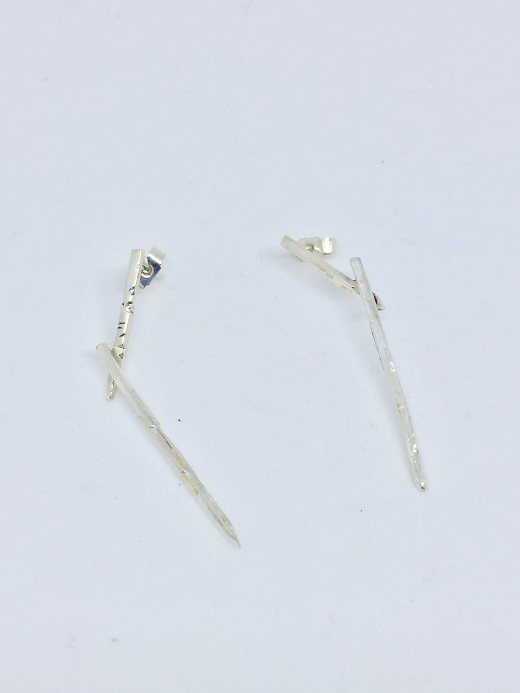 Splintered Light Earrings - 1