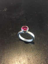 Load image into Gallery viewer, Pink Ruby Ring