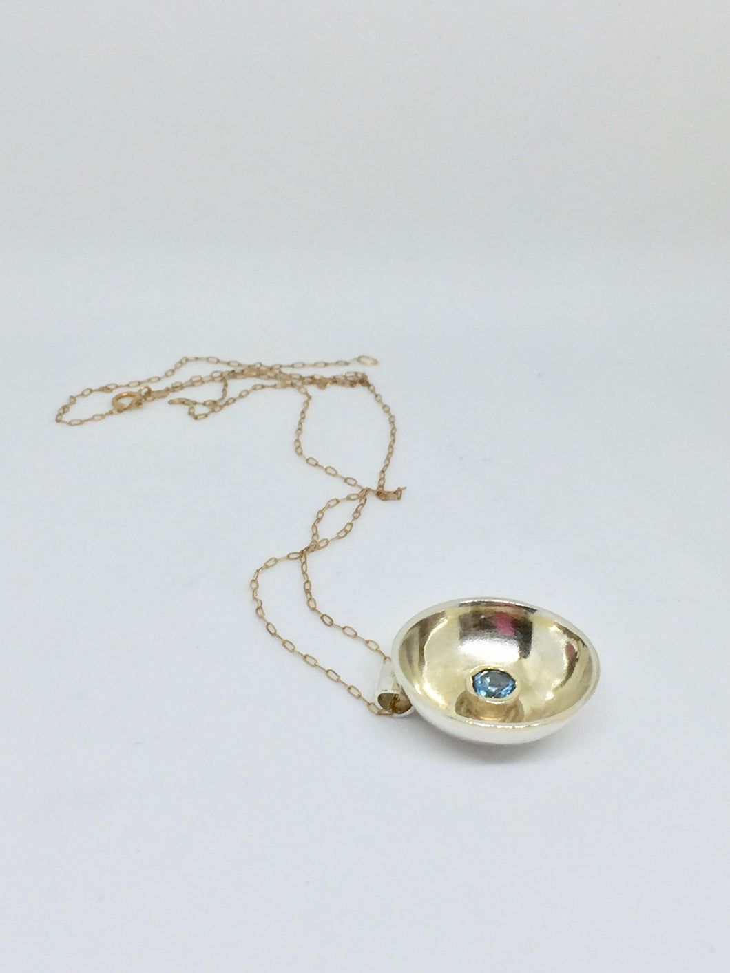 Blue Sky and Sunshine  -Pendant