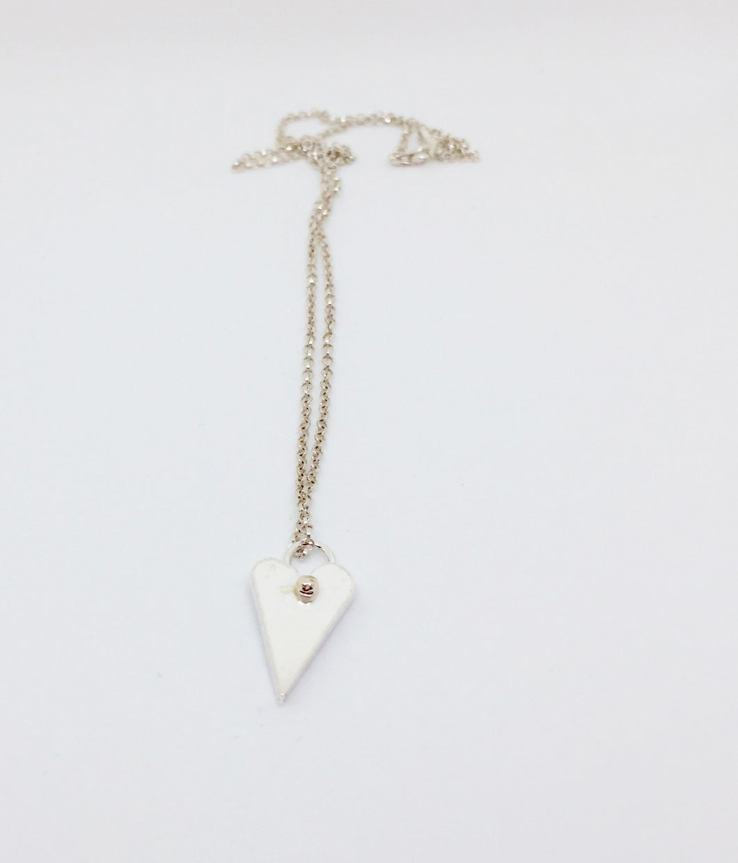 Love is ... Sterling Silver Pendant 1