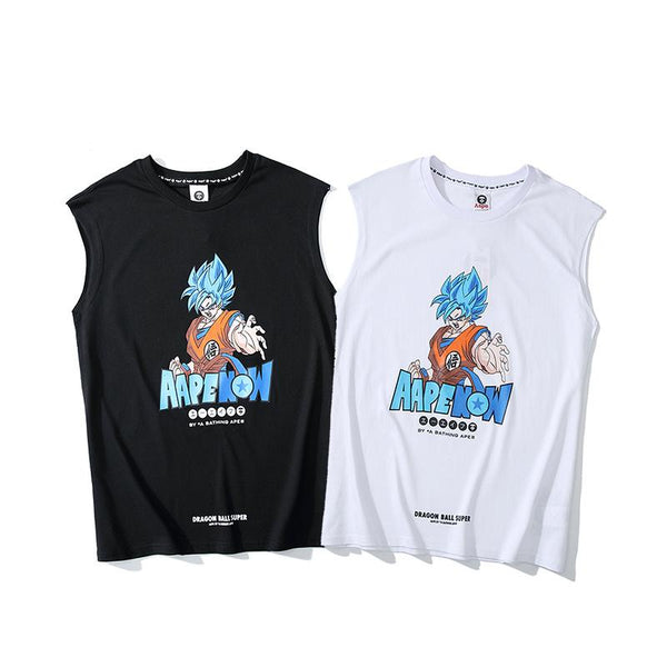 Aape By A Bathing Ape 2019SS 39 Vest T-shirt