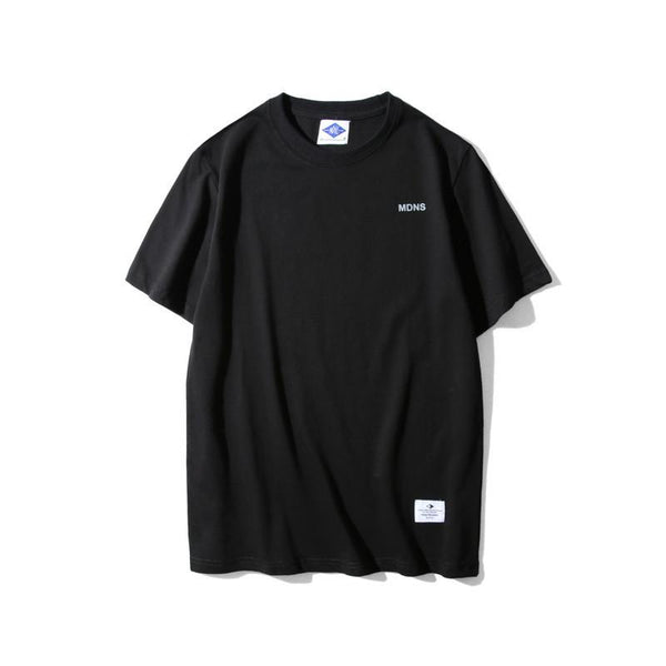 MDNS Simple Word Logo T-shirst