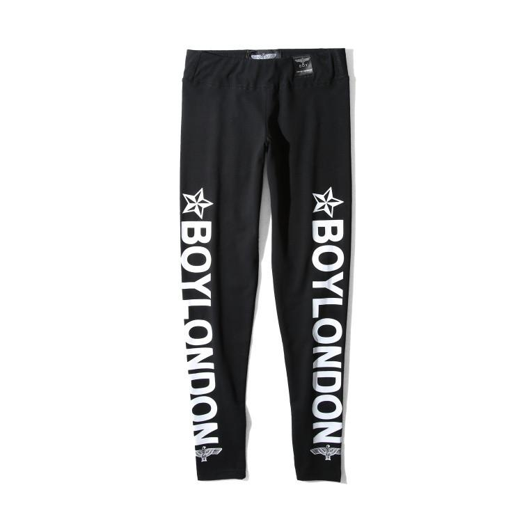 "Boy London "" Eagle Star"" Legging"