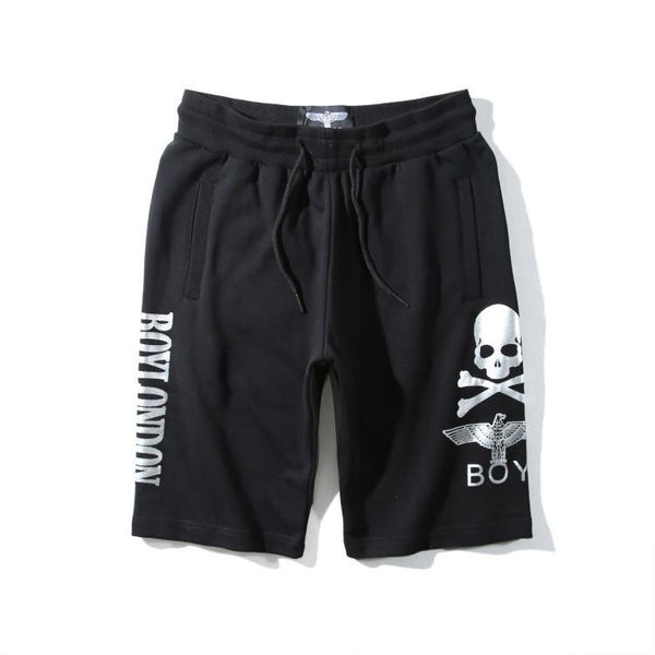 "Boy London Eagles X Skeleton ""Short Sweat Pant"""