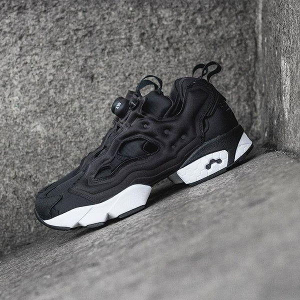 Reebok Insta Pump Fury Black White (Tmall ORIGINAL)
