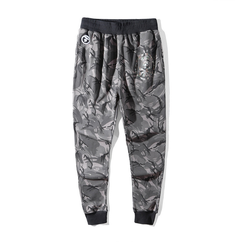 AAPE By A Bathing Ape 19 FW #07 Pants