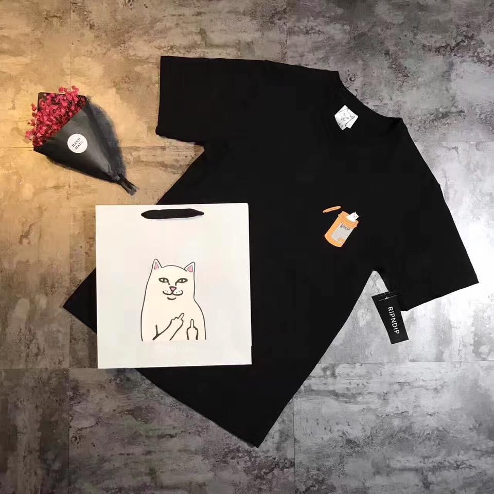 "RIPNDIP NERMAL PILLS ""T-Shirt"""