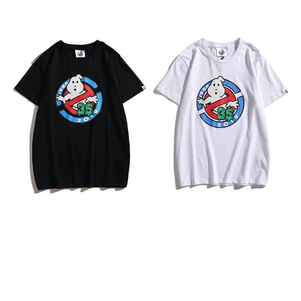 A Bathing Ape  x Ghostbusters Baby Milo T-Shirt 01