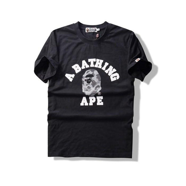 b713c695 A Bathing Ape City Camo College T-Shirt