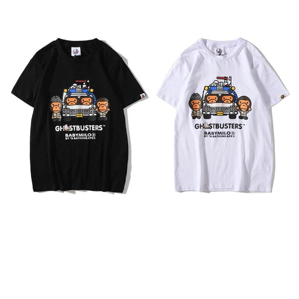 A Bathing Ape x Ghostbusters Baby Milo T-Shirt 03