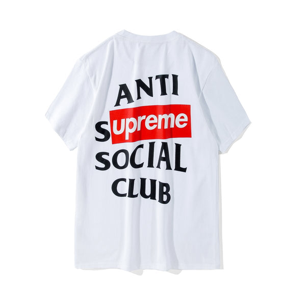 6ff637446 Supreme X Anti Social Social Club T-Shirt