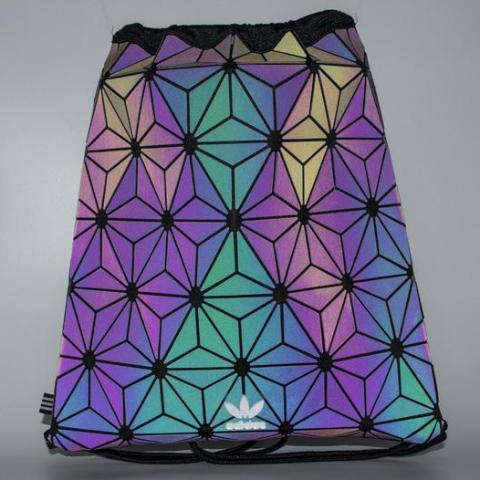 "3D Mesh Bag Bucket Gym Sack""Colourful"""