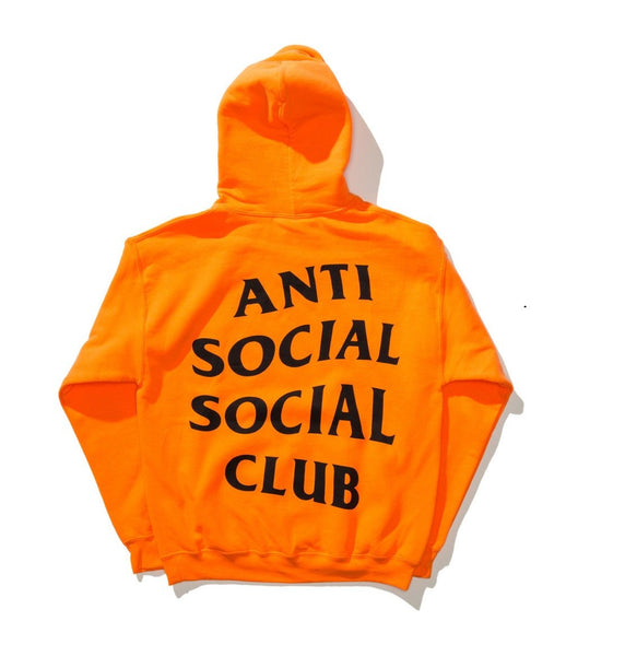 "UNDEFEATED x Anti Social Social Club "" Hoodie """
