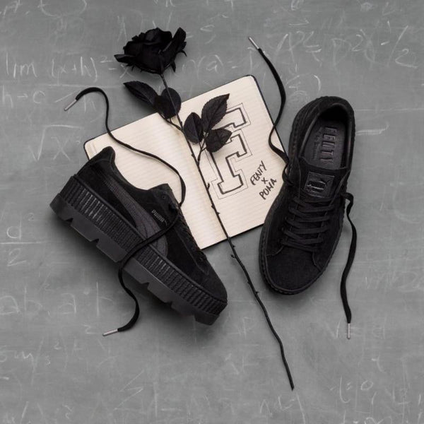 Rihanna x Puma Fenty Cleated Creeper 'Puma Black'